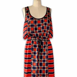 MICHAEL Michael Kors Satin Boho Maxi Dress